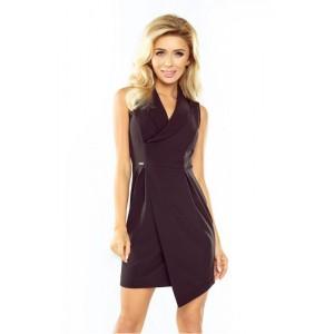 Suknelė su iškirpte - juodos spalvos M dydis