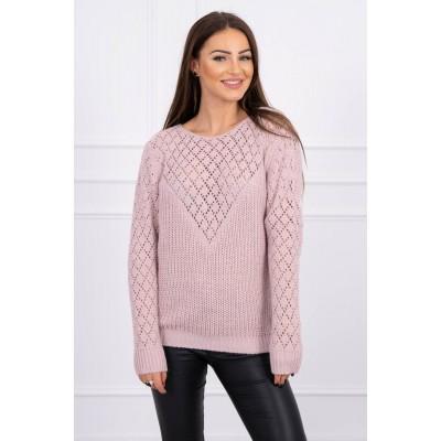 Megztinis rožinės spalvos M/L  Megztiniai, džemperiai, kardiganai