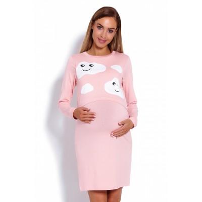 Naktiniai nėščioms - maitinančioms (persikinės spalvos) Naktiniai