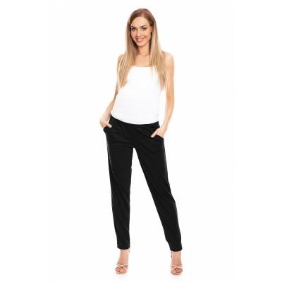 Moteriškos kelnės (juodos spalvos) Kelnės