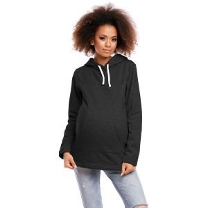 Džemperis nėščiosioms - maitinančioms (pilkos spalvos)
