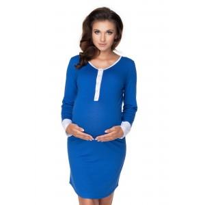 Naktiniai nėščiai - maitinančiai (mėlynos spalvos)